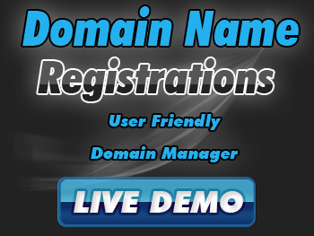 Half-priced domain name registration & transfer services